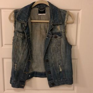 BDG Urban Outfitters Jean Vest